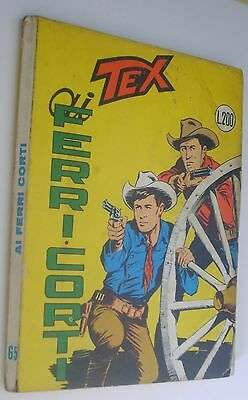 Tex n 66  L. 200 - originale - MG - continua