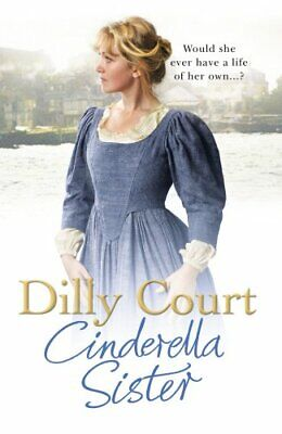 Cinderella Sister by Court, Dilly Book The Cheap Fast Free Post
