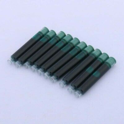 6pcs Blue and black ink only fit for 359 HERO fountain pen ink cartridges