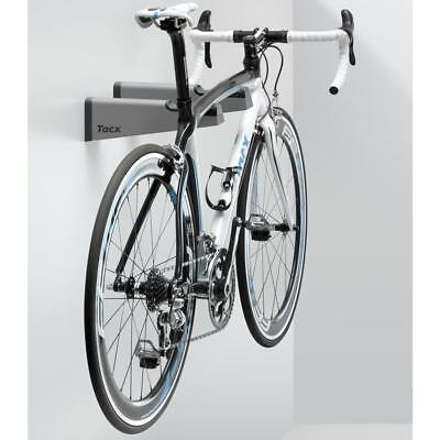 Tacx Wall Mounted Bike Bracket Hanger Rack - Bicycle, Cycle, Storage System