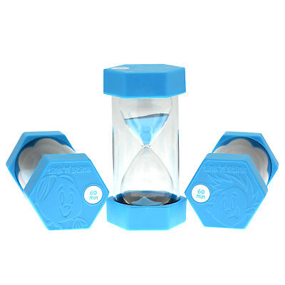 Tink n Stink Large Sand Egg Hourglass Timer 60 Minute SEN ADHD ASD