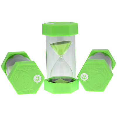 Tink n Stink Large Sand Egg Hourglass Timer 45 Minute SEN ADHD ASD