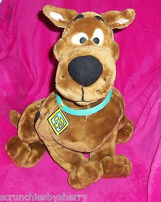 Scooby Doo Giant Plush Toy 20 Inches Dog Hanna Barbera Animal Cartoon Network