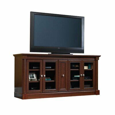 Entertainment Center Cherry Palladia Credenza In Cabinet With Doors Highboy