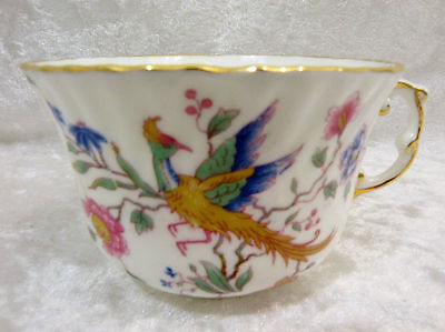 Hammersley Bird of Paradise - Tea Cup  (no saucer)  - a/f - hairline fracture
