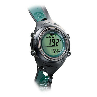 Sporasub Sp1 Free Diving Spearfishing Computer Scuba Dive Watch 02UK