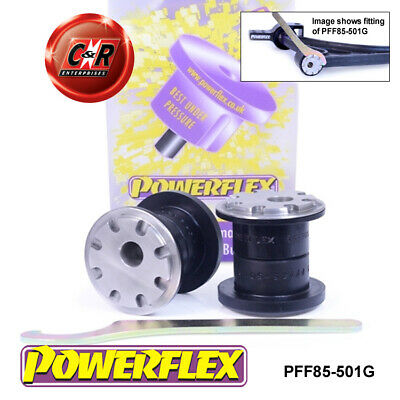 Audi S3 MK2 06 on Powerflex Front Wishbone Front Bushes Camber Adj PFF85-501G
