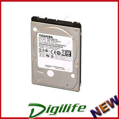 "TOSHIBA 2.5"" 1TB 1000GB SATA Internal Hard Disk Drive HDD for Laptop PS3 SEALED"