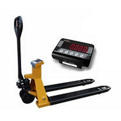 NDP Pallet Truck Industrial Weigh Scale 2000Kg x 1Kg