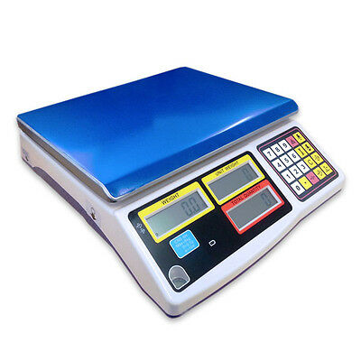 Counting Scale CNS Series - Ideal Parts Counting or Stock Check - 15kg x 0.5g
