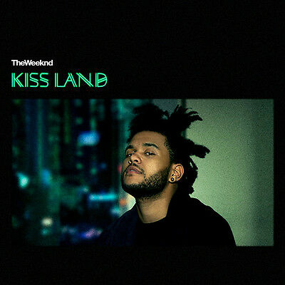 The Weeknd - Kiss Land [New CD] Explicit