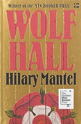 Wolf Hall by Mantel, Hilary Paperback Book The Cheap Fast Free Post