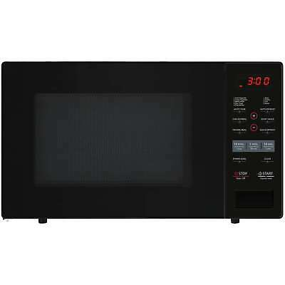 Daewoo KOR9GPB 26L 900W 5 Programmes Solo Microwave with Timer in Black New