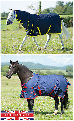 Medium Weight 200g turnout rug Standard or Combo Neck Cover ALL SIZES ON SALE