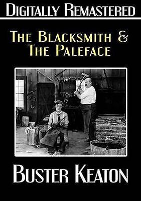 BUSTER KEATON: THE BLACKSMITH & THE PALEFACE (889290063779) - NEW DVD