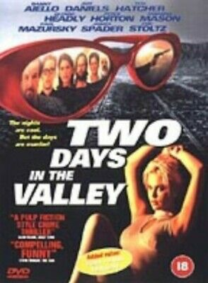 Two Days In The Valley [DVD] [1996] - DVD  HFVG The Cheap Fast Free Post