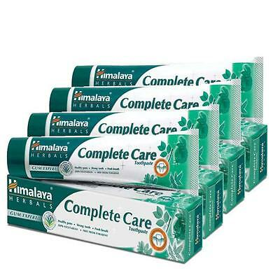 Lot Himalaya Herbals Complete Care Toothpaste Dental Cream 40g 80g