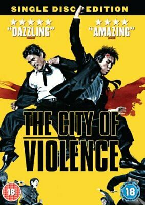 City of Violence (Single Disc) [2008] [DVD] - DVD  9YVG The Cheap Fast Free Post