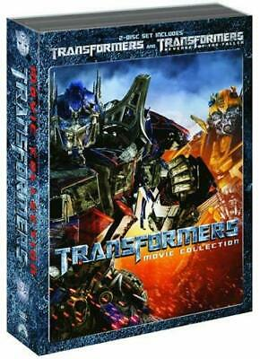Transformers Movie Collection - DVD  8AVG The Cheap Fast Free Post