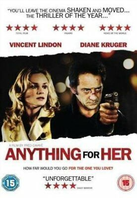 Anything for Her - DVD  DUVG The Cheap Fast Free Post