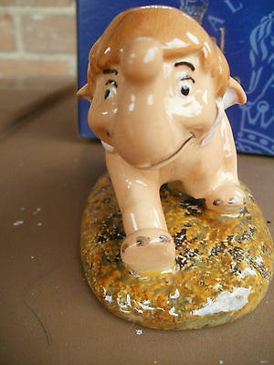 Royal Doulton Jungle Book Baby Elephant with BOX MINT CONDITION