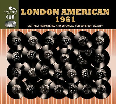 London American 1961 VARIOUS ARTISTS Best Of 120 Track Collection NEW 4 CD