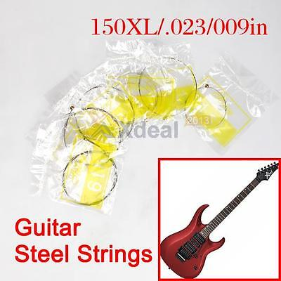 Set of 6 Steel Strings Electric Guitar  XL150/.023/009in 150XL High Quality New