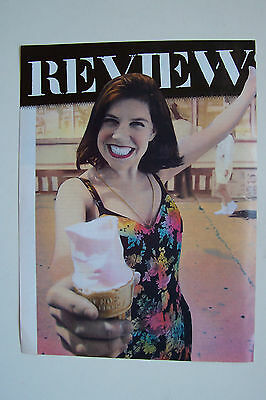 TANYA DONELLY (Throwing Muse/Belly) - 1995 Magazine Poster