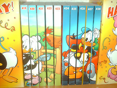 Collection Comics 10 LTB from Vintage 2011/2012 Band 419-428 1A Condition