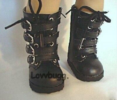"Buckle Boots Shoes for 18"" American Girl Doll Clothes WIDEST SELECTION! LOOK!"