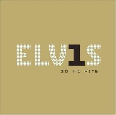 ELVIS PRESLEY - 30 # 1 Hits CD *NEW* Very Best Of, Greatest Hits