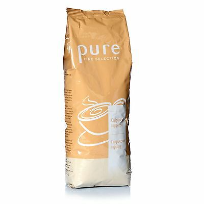 Tchibo Pure Fine Selection Cappuccino Topping 10 x 1kg Milchpulver