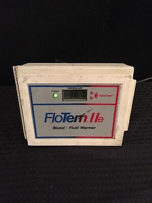 DATACHEM FloTem IIe Blood/Fluid Warmer Type 5 See Description For Condition