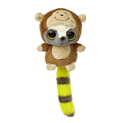 Aurora World Plush - YooHoo Friends - WANNA BE CHIMP (5 inch) - New Stuffed Toy