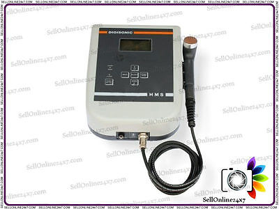New Digisonic Micro Controller Based Computerized 1 & 3 MHZ Ultrasound Therapy