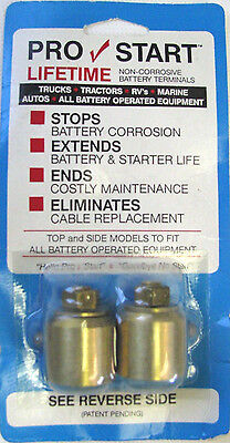 Pro Start Model T-200 Non Corrosive Battery Terminals Fits Group 31-34 Batteries
