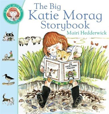 The Big Katie Morag Storybook by Hedderwick, Mairi Paperback Book The Cheap Fast