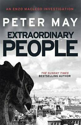 Extraordinary People: Enzo Macleod 1 (The Enzo Files) by May, Peter Book The
