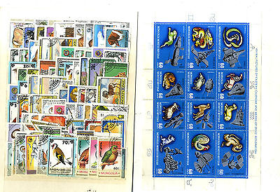 Lot 125 Timbres  Mongolie Mongolia  Asie Asia