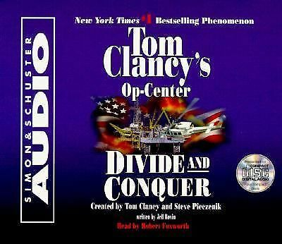 Tom Clancy's Op Center: Divide And Conquer