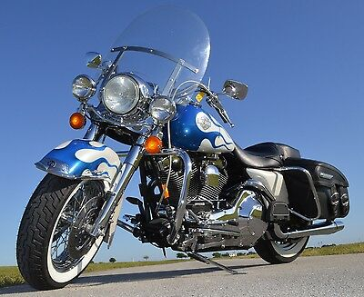 Harley-Davidson : Touring 10 000 in extras 2000 harley very custom road king classic flhrci 6 297 miles