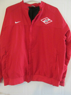 Spartak Moscow Football Jacket Size XL /35601