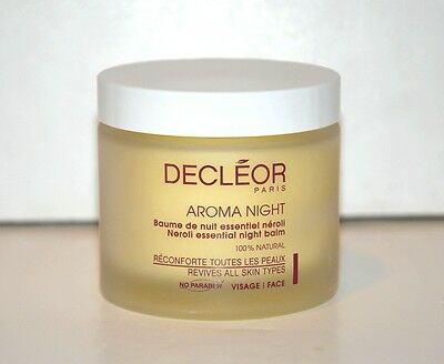 Decleor Aroma Night Neroli  Essential Night Balm 100ml/3.33fl.oz. Salon Size