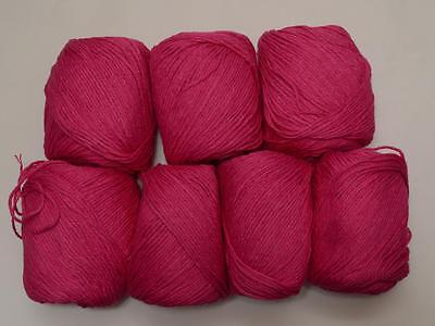 Spinrite Cotton Mill End Yarn Color- PER PICTURE One Pound, 4 Ply, Pkg 358