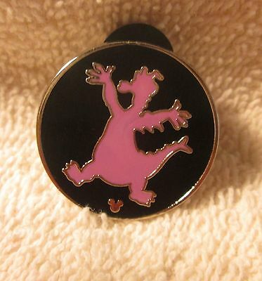 Disney Collectible Pin WDW - 2010 Hidden Mickey Series - Figment's Silhouette