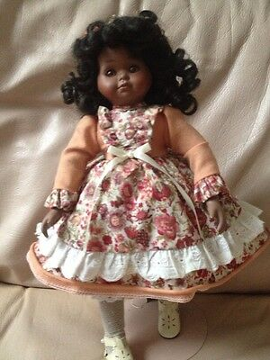 Betty Jane Carter Doll, Porcelain, by Goebel