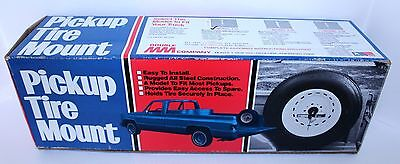 Truck Tire Mount - Truck Tire Mount Sidewall System Model 1-10 All Makes Pre1985
