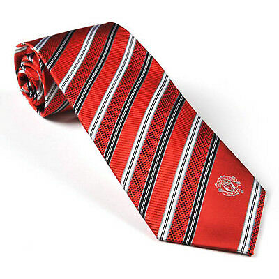Manchester United FC Official Football Gift Club Tie