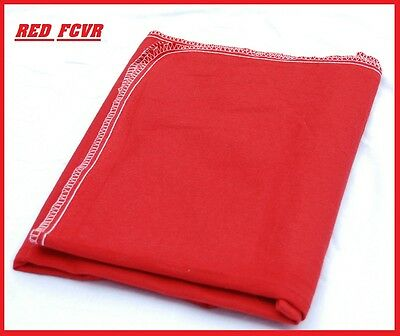 3 new fender cover seat protector auto mechanic red