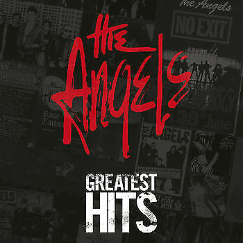 THE ANGELS - Greatest Hits CD *NEW* Very Best 2011